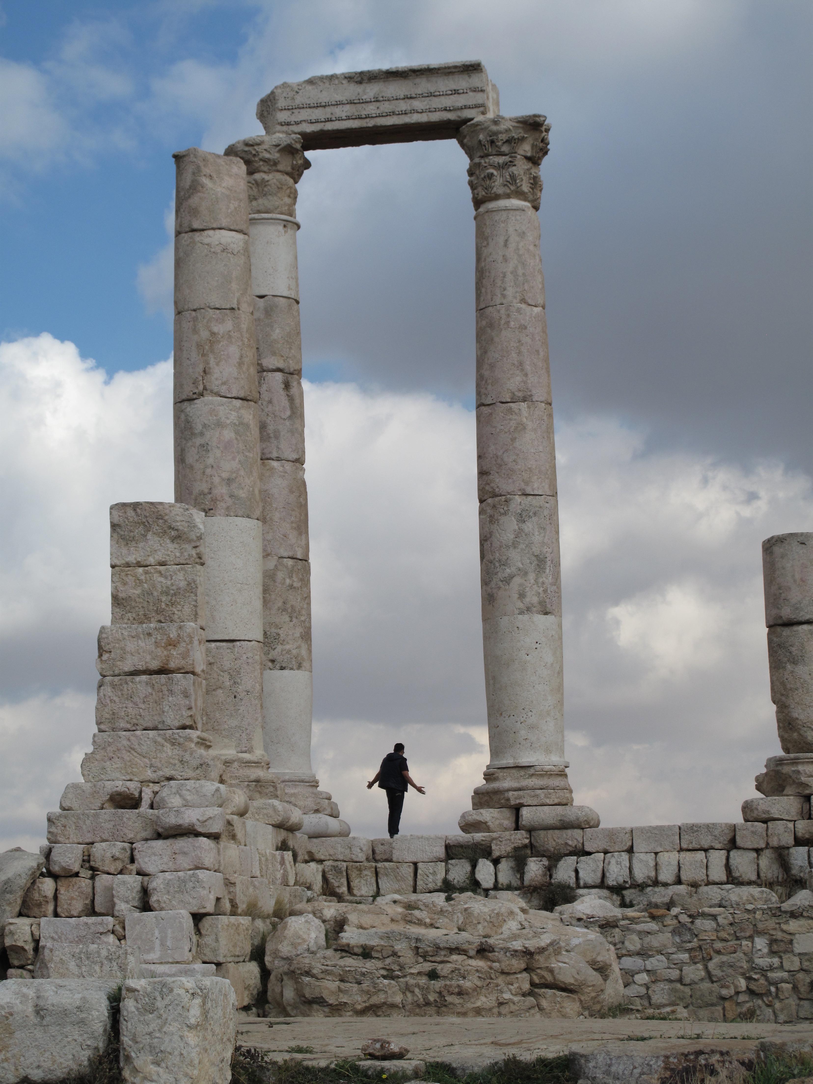 Amman, the Temple of Hercules